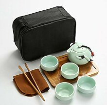 Annpee Yixing Teekanne, handgefertigt,