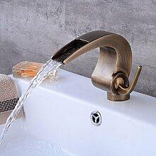 ANNTYE Waschtischarmatur Bad Mischbatterie