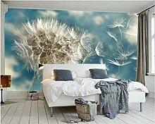 Anpassen Großes Wandbild Hellblau Rein Schöner