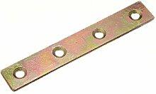 Anschluss Teller flach Stopfwolle Reparatur Verbinden 100 mm X 16 mm Zahara Inh, 4