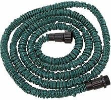 Anself Anself flexibel erweiterbare Ultralight-Garten Bewässerung Schlauch Magic Pipe dunkel grün 25FT