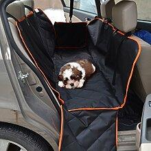Anself Autoschondecke Hängematte Auto Hundedecke