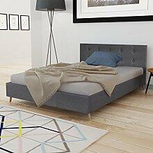 Anself Doppelbett Bett Gästebett 140x200cm aus