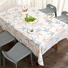 Ansenesna Tischdecke Geburtstag Plastik Decke