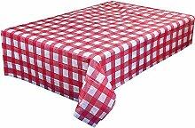 Ansenesna Tischdecke Quadratisch Kunststoff