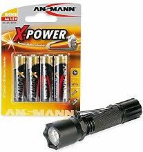 Ansmann Agent 1Taschenlampe, 5816763-590