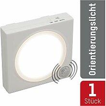 ANSMANN LED Nachtlicht mit Bewegungsmelder innen -