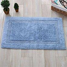 ANSODT Baumwolle Wasseraufnahme Bodenmatte