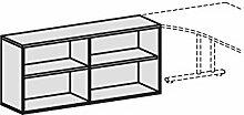 Anstell-Regal mit Mittelseite, 2