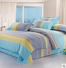 Antarktis - Menschen heimtextilien Baumwolle vier Stück dicker Baumwolle decke 18 15 Meter Betten 4 Stück.