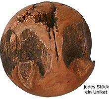 ANTARRIS Holzkugel Wurzelkugel rund 10-30 cm (30