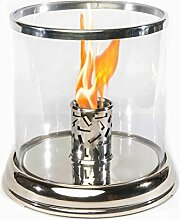 ANTARRIS Tischfeuer Glasfeuer Feuerstelle