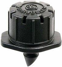 antelco 360° shrubbler Tropfer 4mm Rohr verstellbar Flow Micro-Bewässerung 20Stück