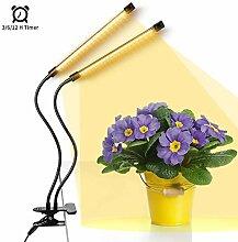 Anten 20W LED Pflanzenlampe mit Timer-Funktion,