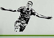 Anthony Kriegerisch Französisch Fusballspieler