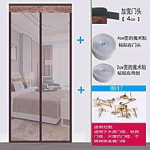 Anti-Moskito-Tür Vorhang nach Hause