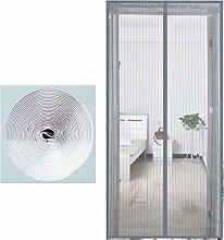 Anti-mosquito Magnet fliegengitter,Full frame