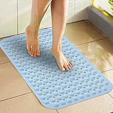 Anti-rutsch badvorleger/haushalt badezimmer fußmatte/dusche badematte-D 47x77cm(19x30inch)