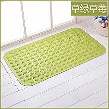 Anti-rutsch badvorleger saug tasse massagematte toilette toilette wasser-isolierung-pad-F 38x76cm(15x30inch)