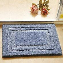 Anti-rutsch Badvorleger/Verdicken Matte/Eingang Fußmatte An Der Tür/Bad Saugkissen/Anti-rutsch Badvorleger/Schlafzimmer-küche-matten