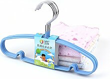 Anti-rutsch kleiderbügel für kinder Baby