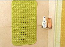 Anti-rutsch-matte/Toilette,Badezimmer Matte/Keine Gerüche,Badematte/Dusche Matte/Massage Fu?auflage/Badematte-B 50x80cm(20x31inch)