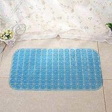 Anti-rutsch-matte/Verdicken Sie,Dusche Badematte/Toilette Indoor Mat/Von,Pvc-badematte-A 71x38cm(28x15inch)