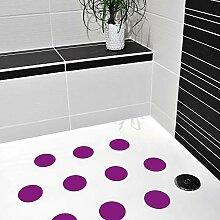 Anti-Rutsch Sticker Premium Couleur für Duschen &