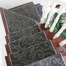 Anti-rutsch Treppenstufen Fußmatten, Indoor
