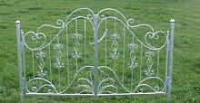 Antik Eisen Gartentür Gartentor Tor Vitoria-GT180 ZINK