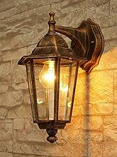 Antik - farbende Wand-LED