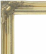 Antik Gold Shabby Chic Antik Stil rechteckig