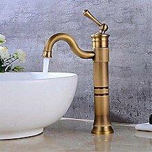 Antik Messing Waschbecken oder Waschbecken Bad