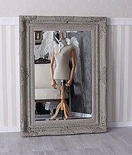 Antik Spiegel Rokoko Wandspiegel Shabby Chic Prunkspiegel Palazzo Exklusiv
