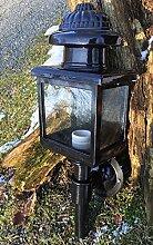 Antikas - Aussenleuchte für die Haustür, Kutschenlampe, Eingangslampe Beleuchtung Terrasse