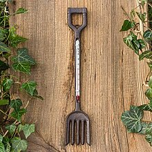 Antikas - Außenthermometer als Forke Thermometer