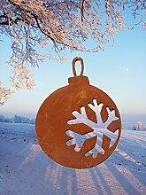 Antikas - Baumschmuck, Baumkugeln Weihnachten Anhänger Weihnachtsschmuck Gartendeko Winter