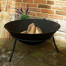 Antikas - Feuerschale 60 cm, Schale für Feuer,
