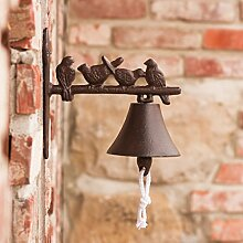 Antikas - Glocke für Landhaus, Türglöckchen mit
