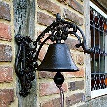 Antikas   Glocke   Gartenglocke im Landhausstil  