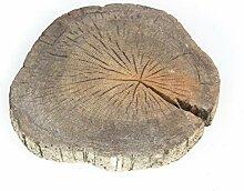 Antikas | Holzscheiben Trittplatte | Trittscheiben