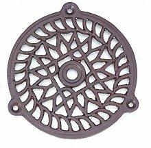 Antikas - Kamin Warmluftgitter Lüftungsgitter
