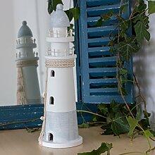 Antikas Leuchtturm Dekoration   Maritime Skulptur
