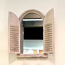 Antikas - Spiegel Indischer Stil, Spiegelfenster