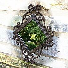 Antikas - Türdekoration Spiegel Fenster - Spiegel
