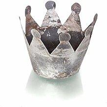 Antikas - Vintage Krone aus Metall