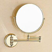 antike Bad Kosmetikspiegel/Falten Bad Lupe/Größe und Schönheit Badezimmerspiegel-A