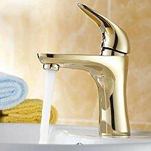 Antike Bad Wasserhahn Gold Polnischen