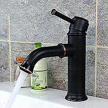Antike Bronze Waschbecken Wasserhahn
