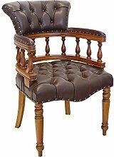 Antike Fundgrube Stuhl Bürostuhl Armlehnstuhl